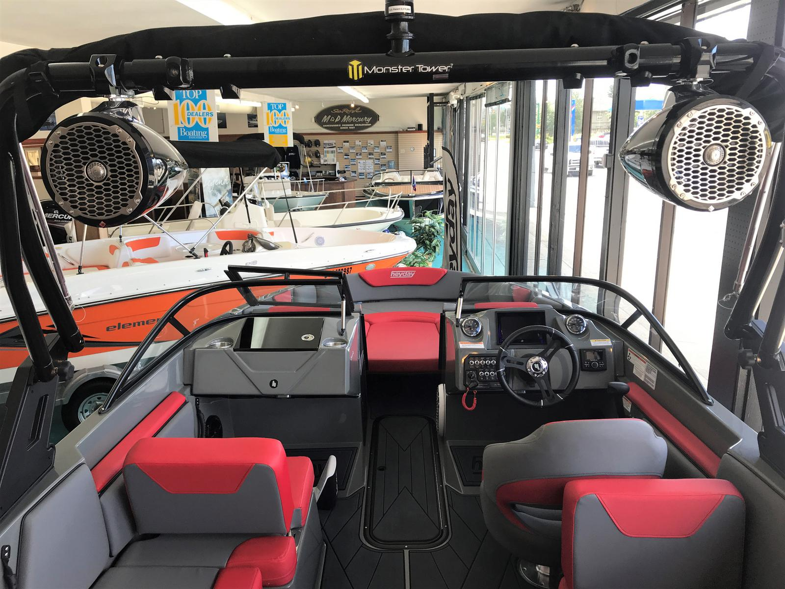 2019 Heyday boat for sale, model of the boat is WT Surf & Image # 5 of 5
