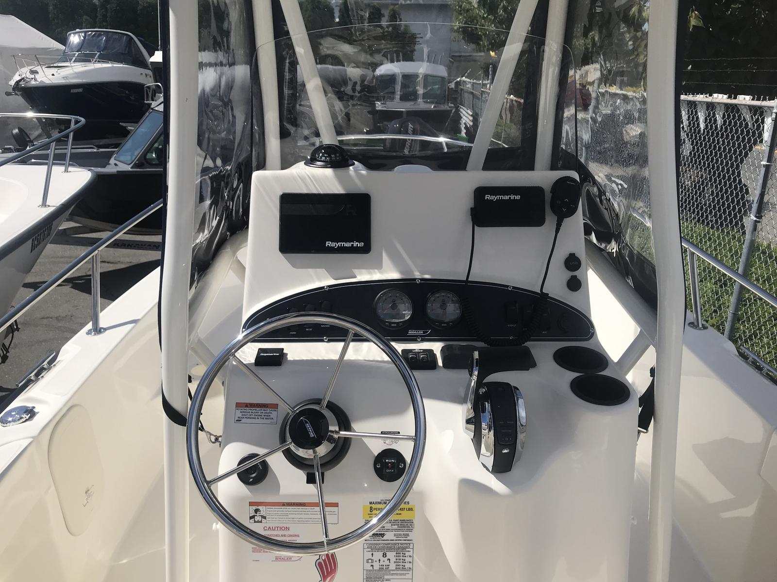 2019 Boston Whaler boat for sale, model of the boat is 190 Outrage & Image # 2 of 12