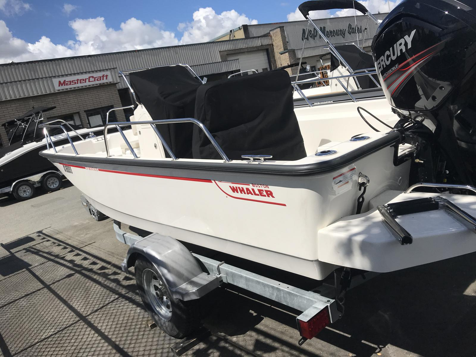 2019 Boston Whaler boat for sale, model of the boat is 170 Montauk & Image # 1 of 11