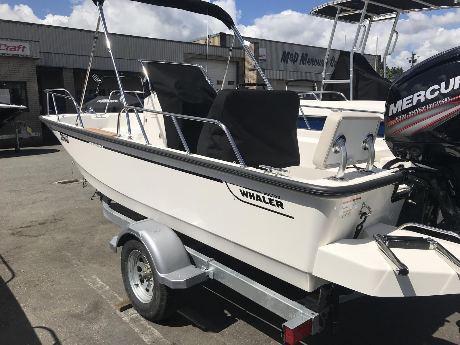 2019 Boston Whaler boat for sale, model of the boat is 170 Montauk & Image # 1 of 10