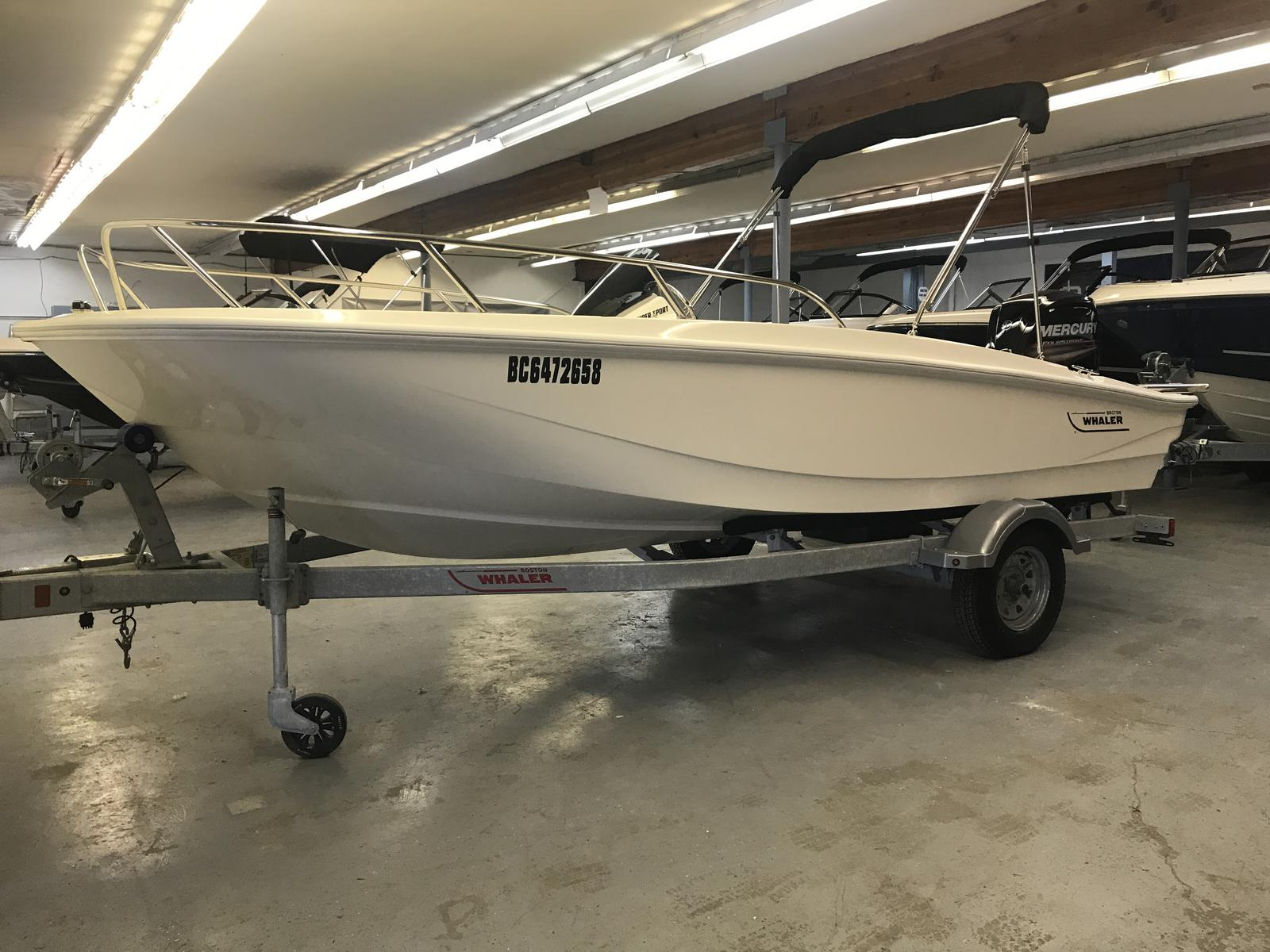 2019 Boston Whaler boat for sale, model of the boat is 160 Super Sport & Image # 1 of 9