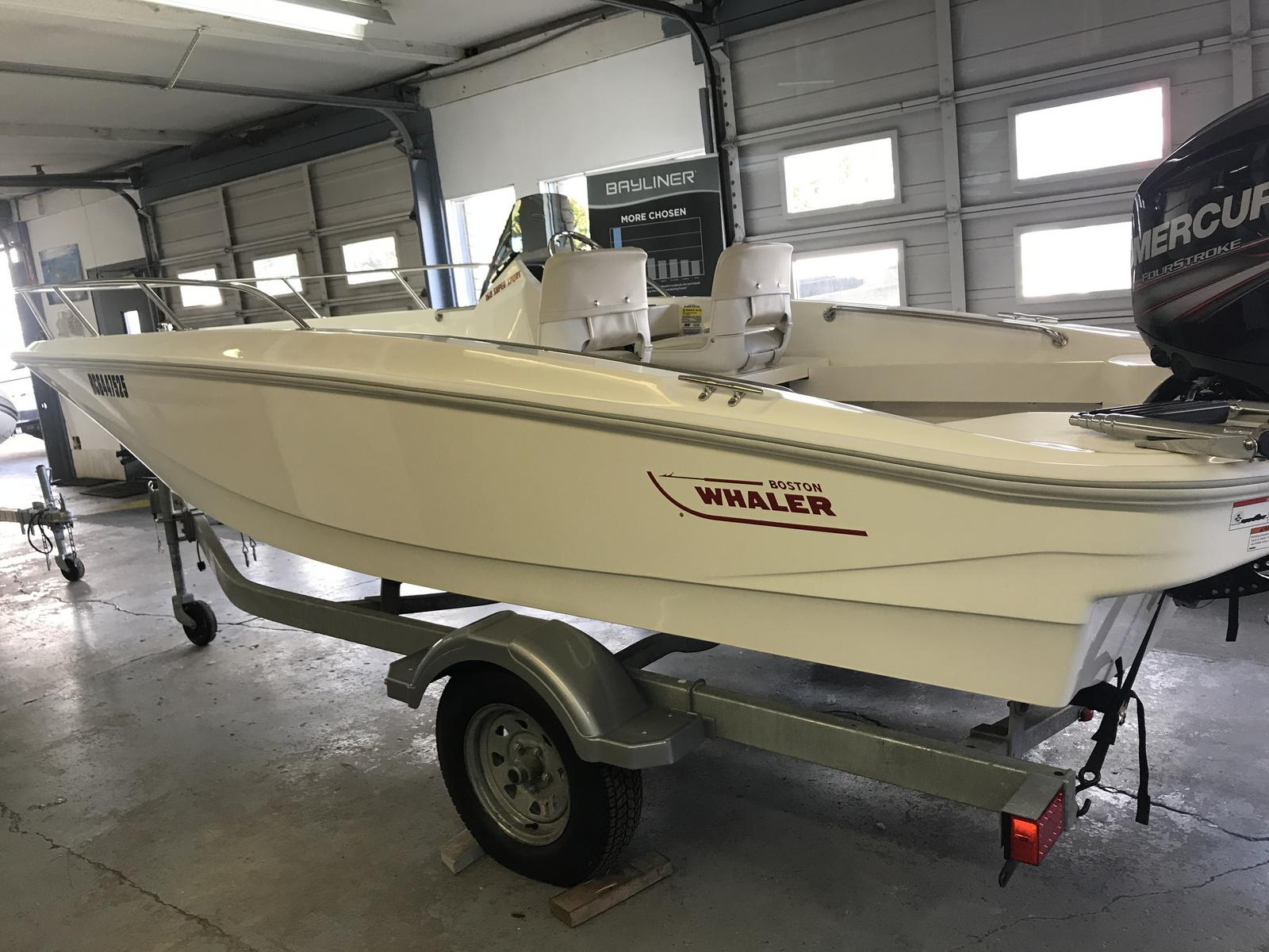 2019 Boston Whaler boat for sale, model of the boat is 160 Super Sport & Image # 1 of 10