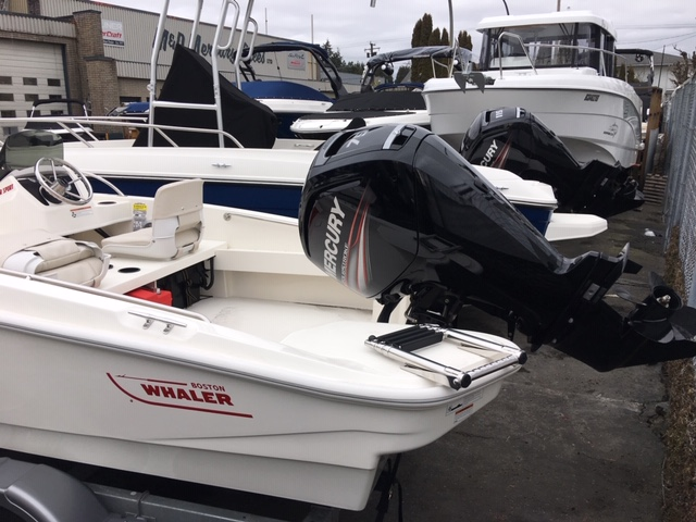 2019 Boston Whaler boat for sale, model of the boat is 160 Super Sport & Image # 2 of 10