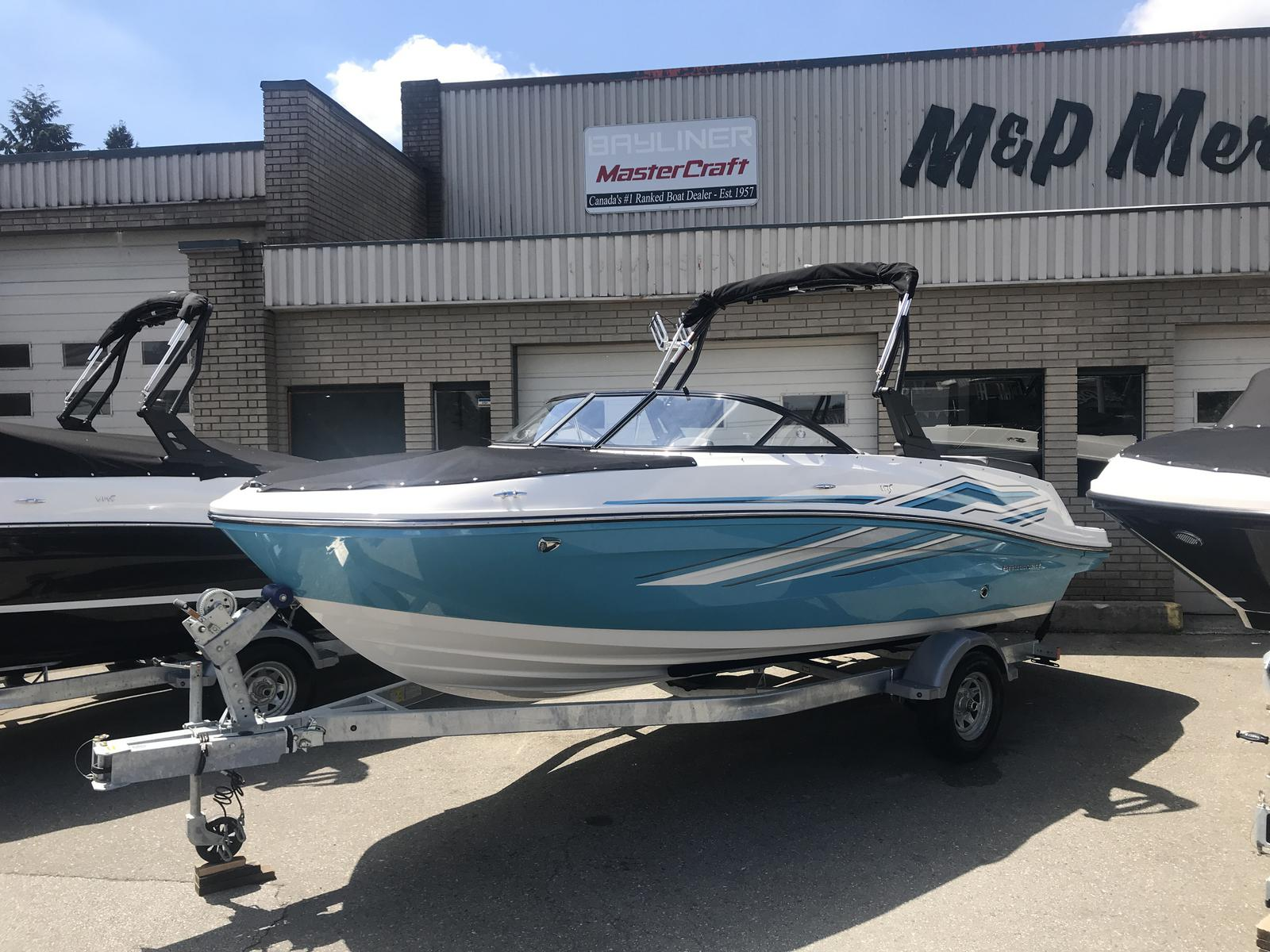 2019 Bayliner boat for sale, model of the boat is VR5 Bowrider & Image # 1 of 23