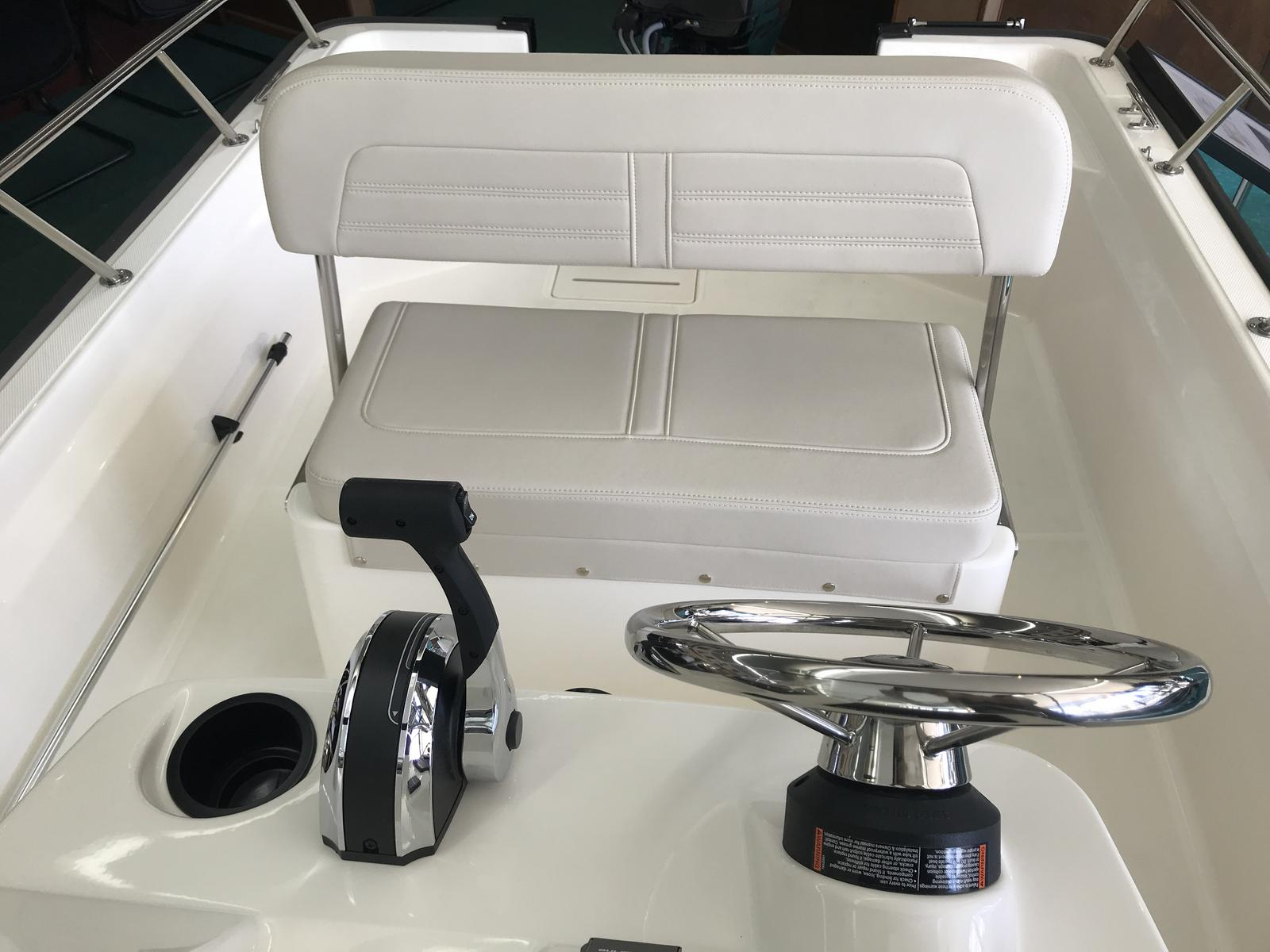 2019 Boston Whaler boat for sale, model of the boat is 150 Montauk & Image # 2 of 11