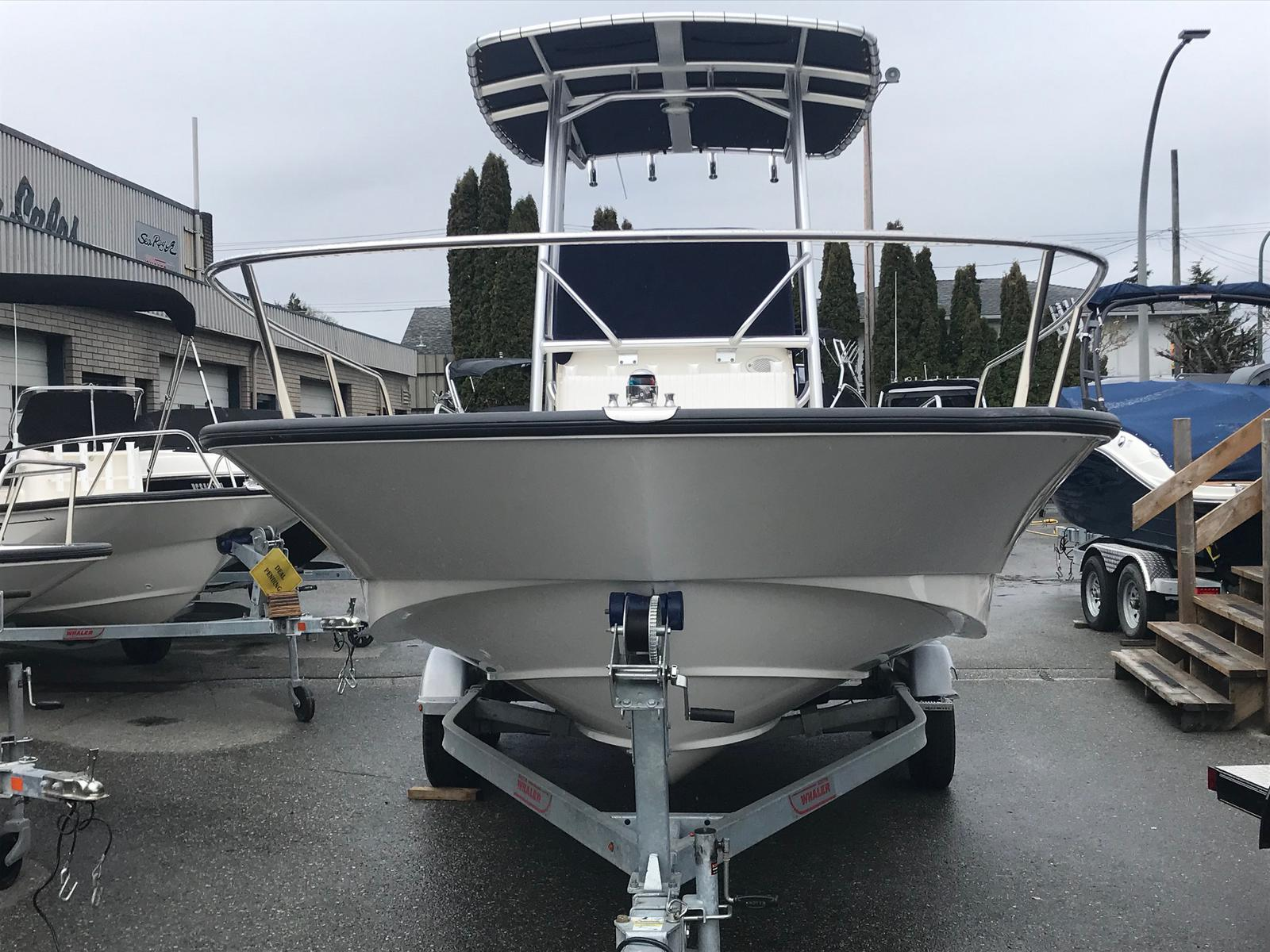 2018 Boston Whaler boat for sale, model of the boat is 210 Montauk & Image # 2 of 7