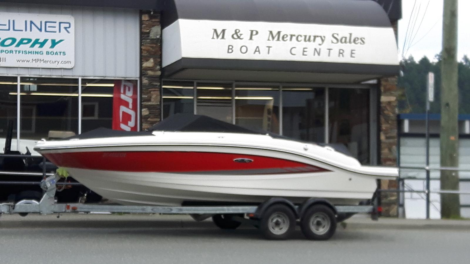2015 Sea Ray boat for sale, model of the boat is 19 SPX & Image # 1 of 1