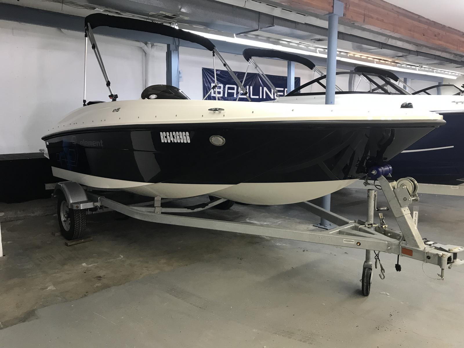 2019 Bayliner boat for sale, model of the boat is Element E16 & Image # 1 of 16
