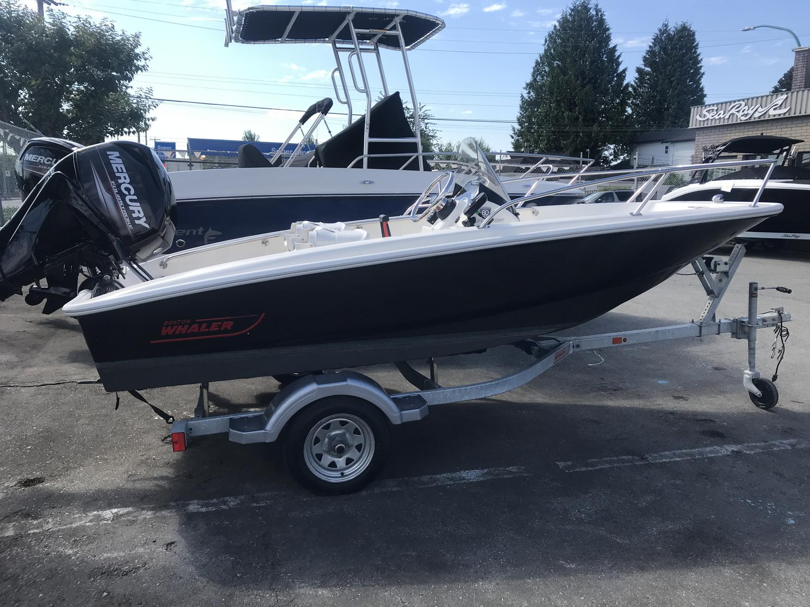 2018 Boston Whaler boat for sale, model of the boat is 130 Super Sport & Image # 1 of 7