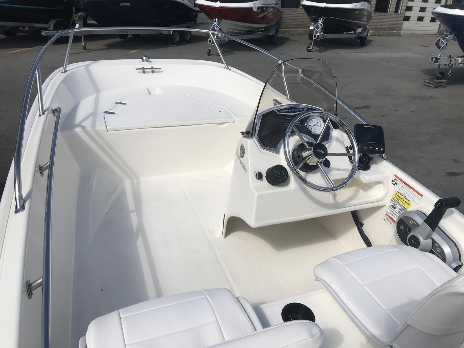 2018 Boston Whaler boat for sale, model of the boat is 130 Super Sport & Image # 2 of 7