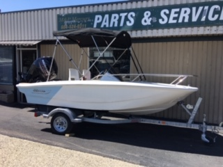2020 Boston Whaler boat for sale, model of the boat is 130 Super Sport & Image # 1 of 3
