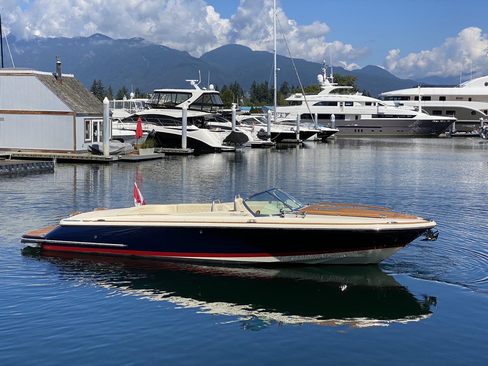 2020 Chris Craft boat for sale, model of the boat is Corsair 27 & Image # 1 of 6