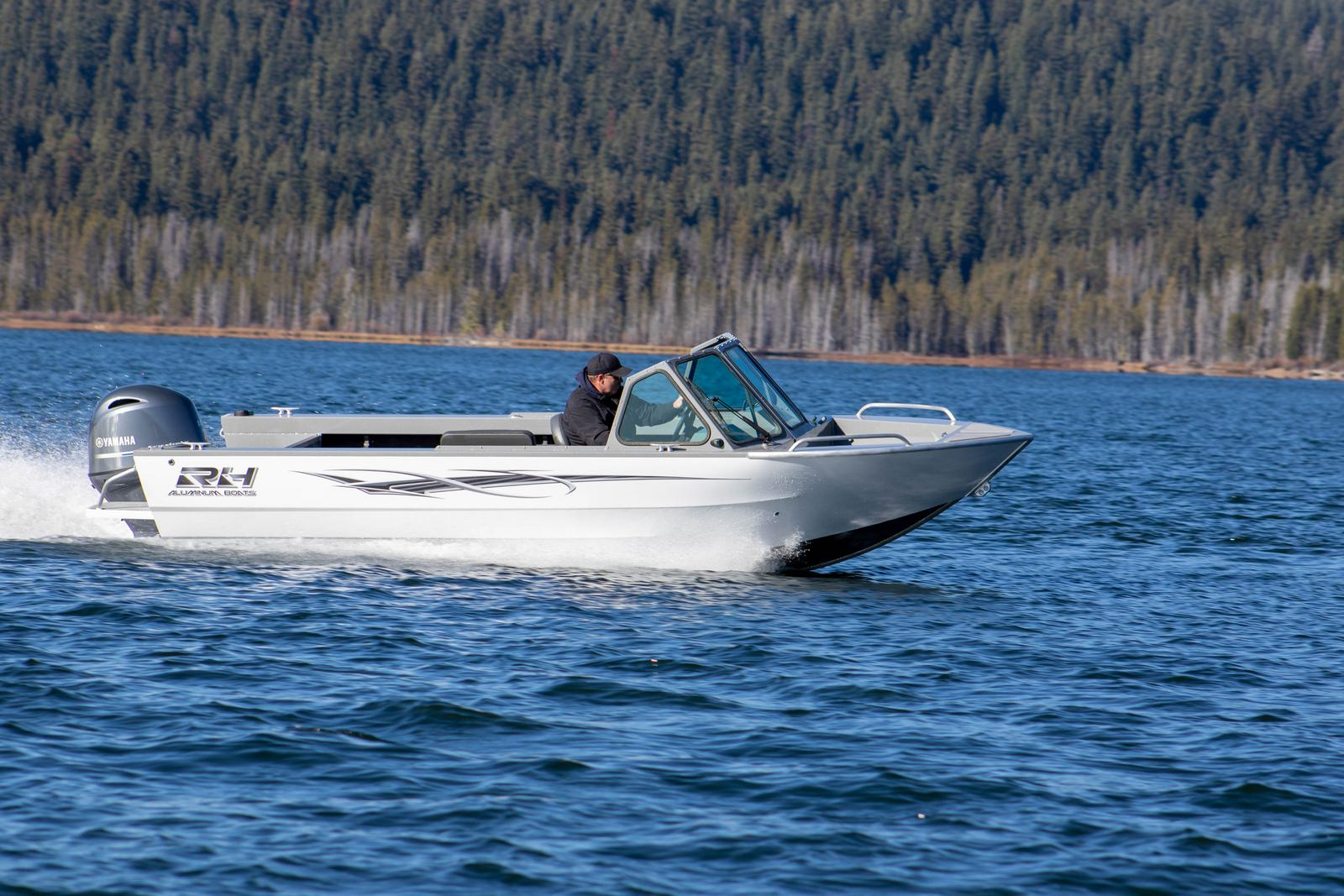 2021 RH Aluminum Boats boat for sale, model of the boat is 180 Sea Hawk Sport & Image # 3 of 4