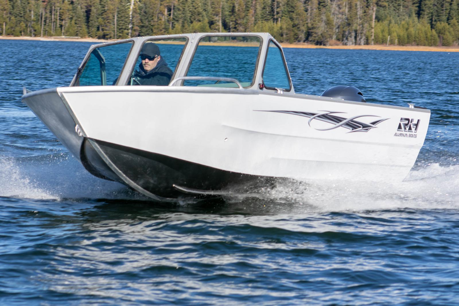 2021 RH Aluminum Boats boat for sale, model of the boat is 180 Sea Hawk Sport & Image # 1 of 4