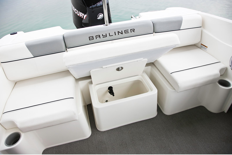 2021 Bayliner boat for sale, model of the boat is 170 Bowrider & Image # 3 of 6