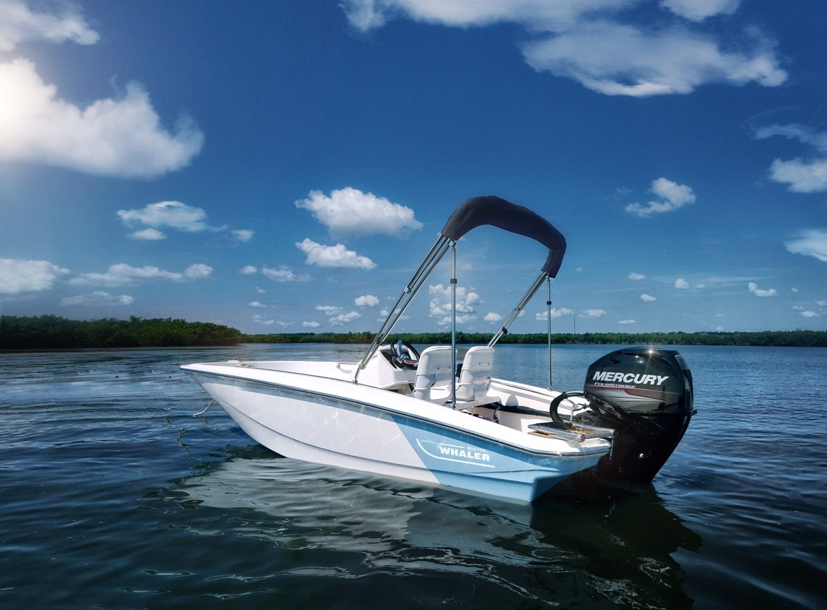 2021 Boston Whaler boat for sale, model of the boat is 130 Super Sport & Image # 1 of 4