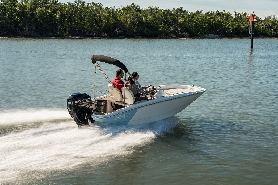 2021 Boston Whaler boat for sale, model of the boat is 130 Super Sport & Image # 2 of 4