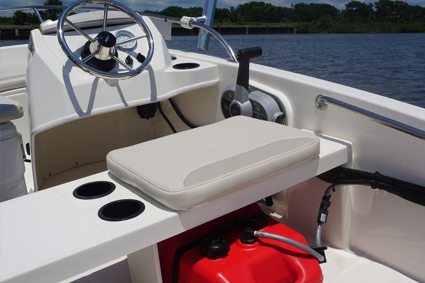 2021 Boston Whaler boat for sale, model of the boat is 130 Super Sport & Image # 3 of 4