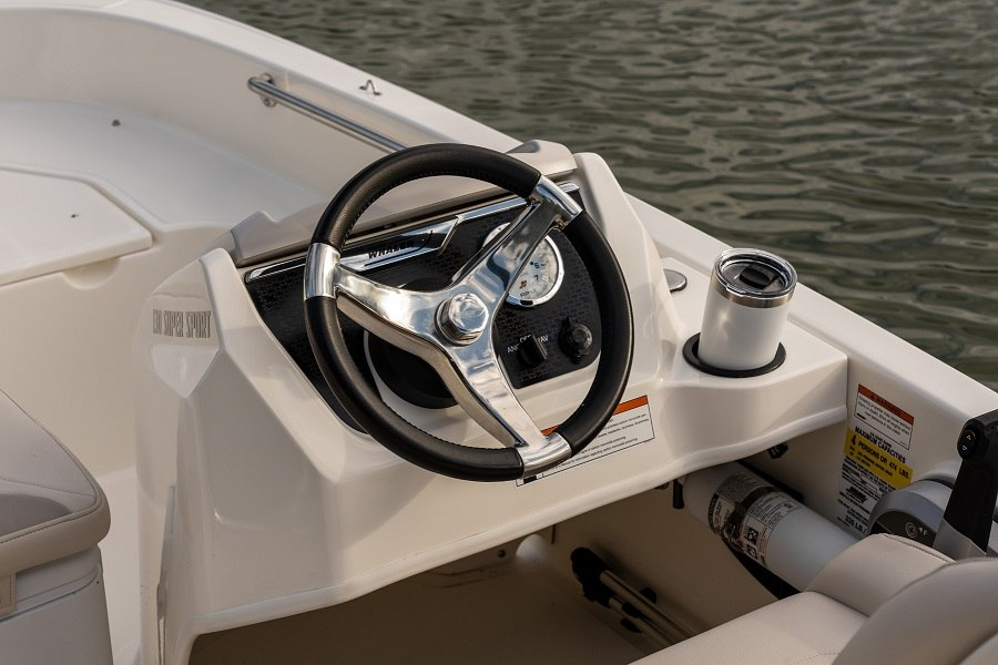 2021 Boston Whaler boat for sale, model of the boat is 130 Super Sport & Image # 4 of 4