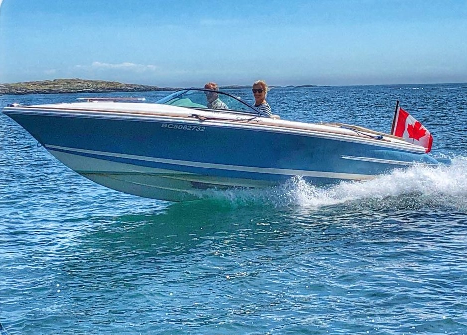 2007 Chris Craft boat for sale, model of the boat is Speedster 20 & Image # 1 of 5