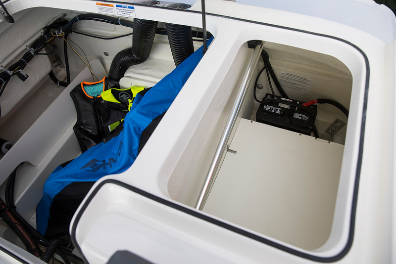 2021 Bayliner boat for sale, model of the boat is VR5 Bowrider & Image # 15 of 15