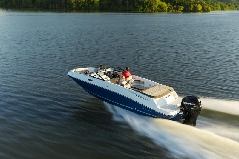 2021 Bayliner boat for sale, model of the boat is VR6 Bowrider - Outboard & Image # 1 of 14