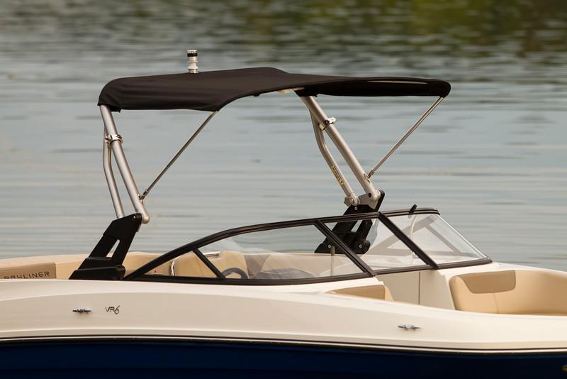 2021 Bayliner boat for sale, model of the boat is VR6 Bowrider - Outboard & Image # 3 of 14