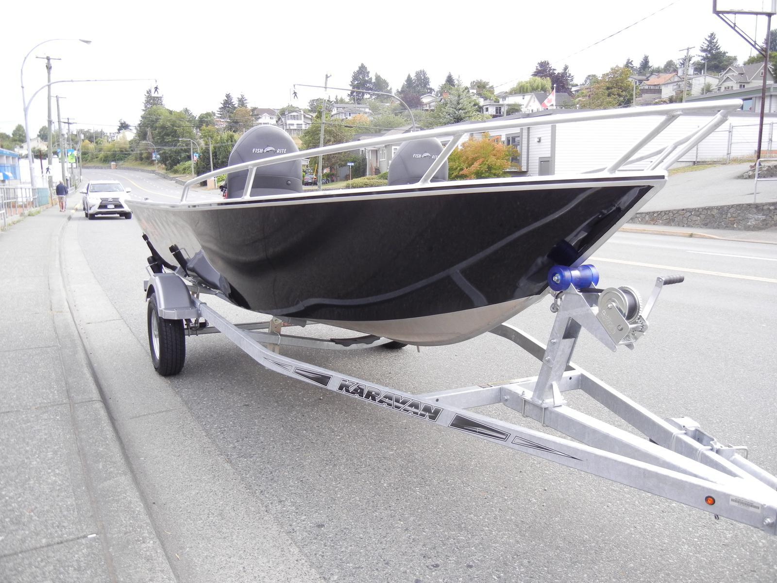 2017 Fish Rite Aluminum boat for sale, model of the boat is 15 Fish Master & Image # 1 of 2