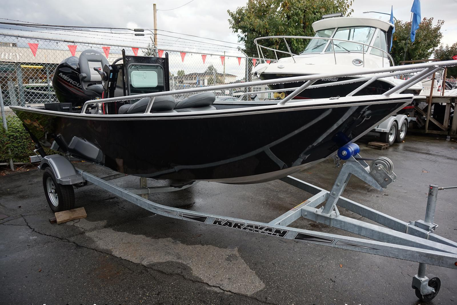 2017 Fish Rite Aluminum boat for sale, model of the boat is 15 Fish Master & Image # 1 of 5