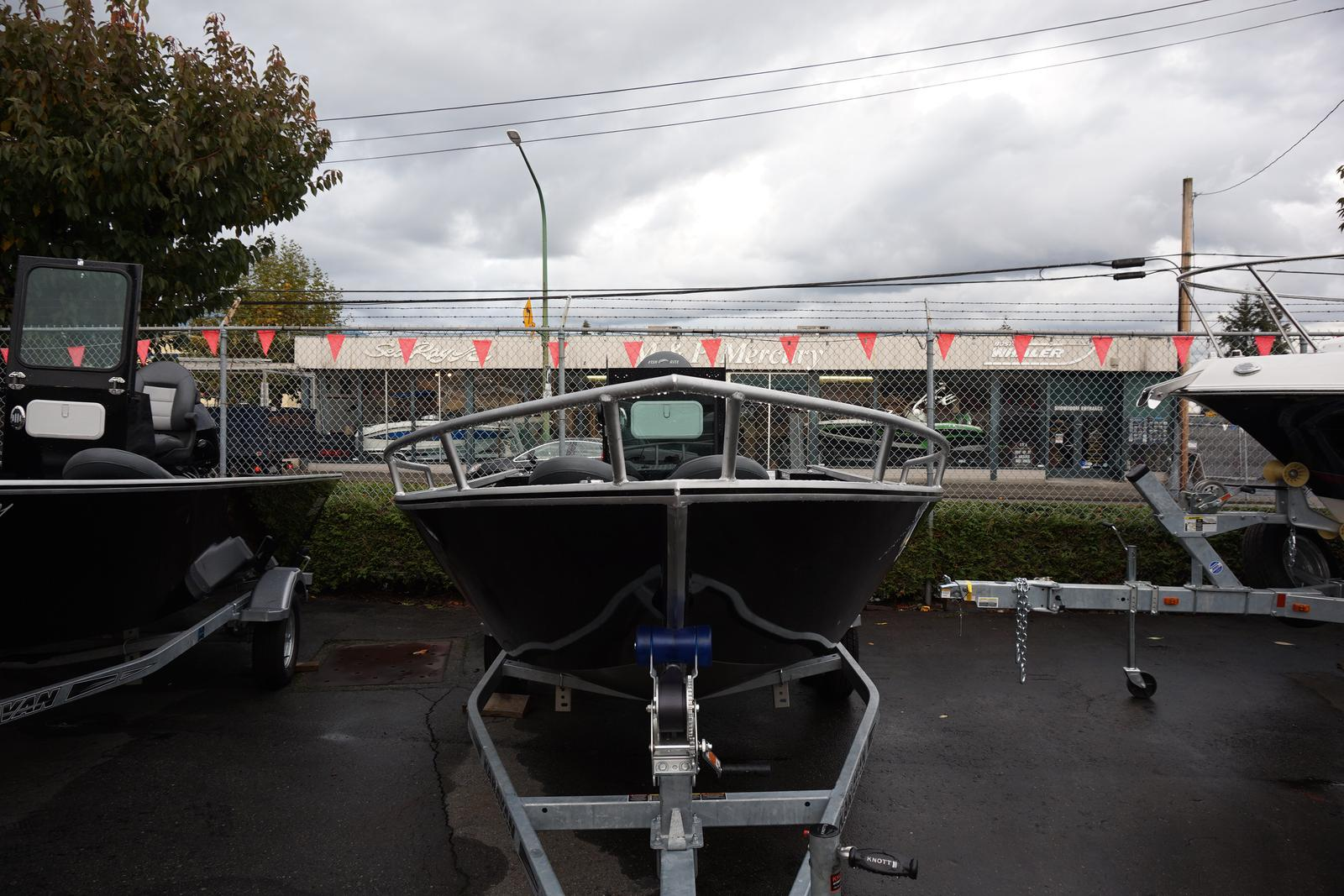 2017 Fish Rite Aluminum boat for sale, model of the boat is 15 Fish Master & Image # 2 of 5