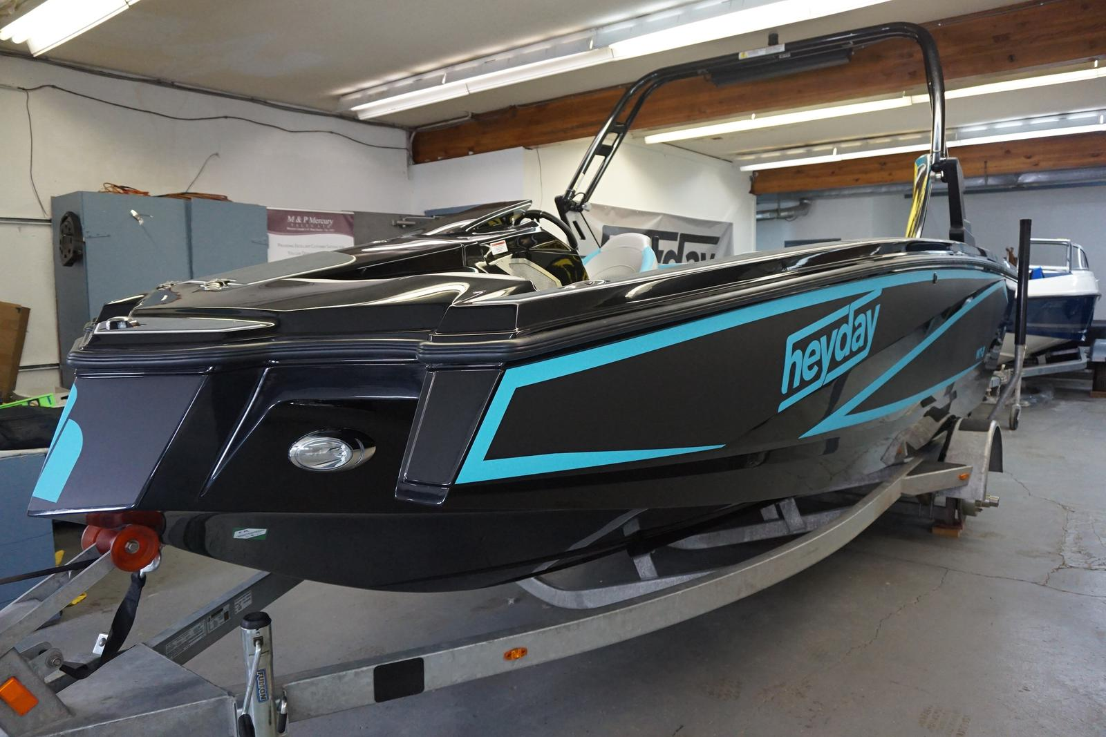 2017 Heyday boat for sale, model of the boat is WT-2 & Image # 1 of 8