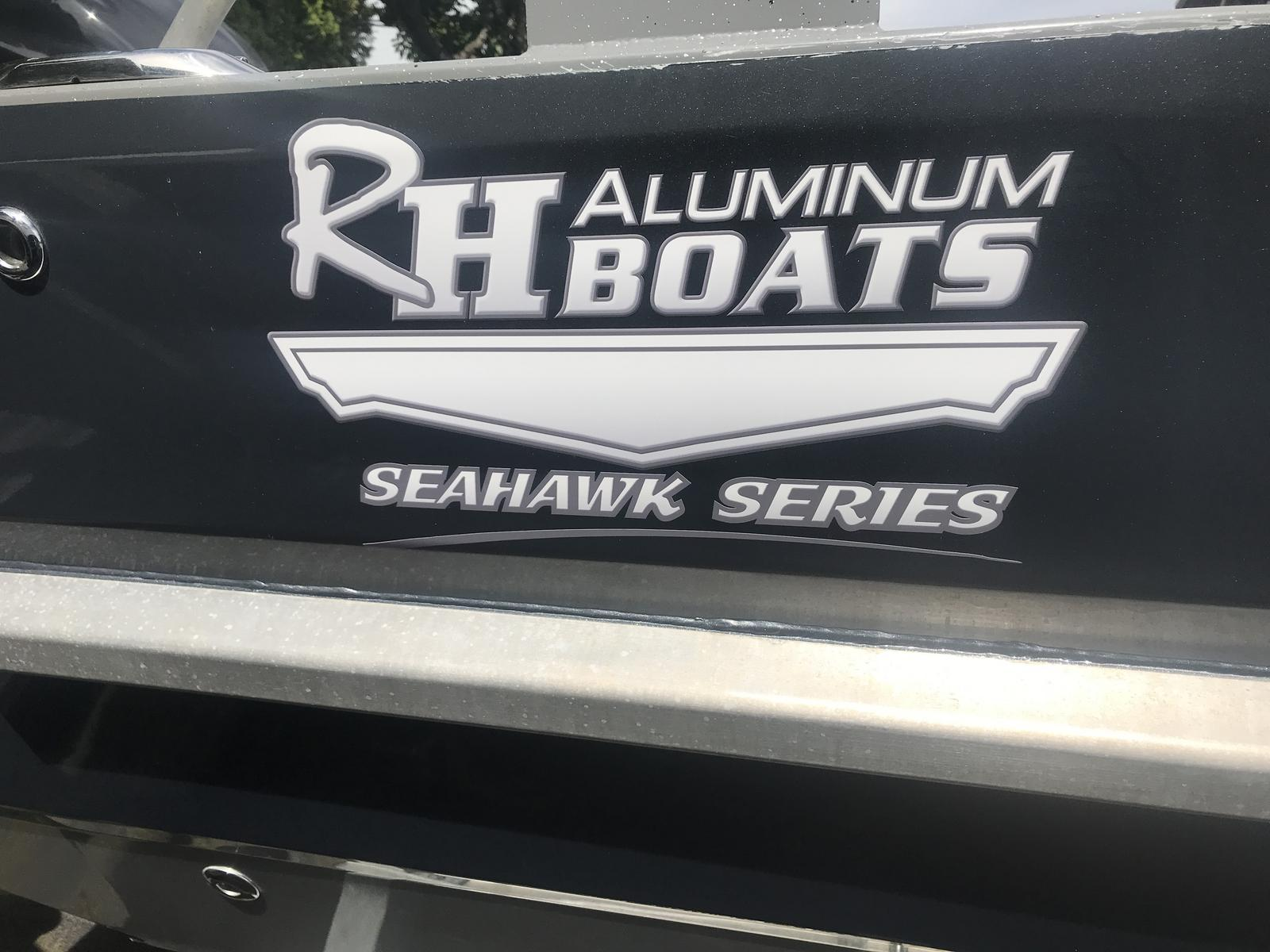 2017 RH Aluminum Boats boat for sale, model of the boat is 22 Sea Hawk Pro Cuddy & Image # 4 of 8