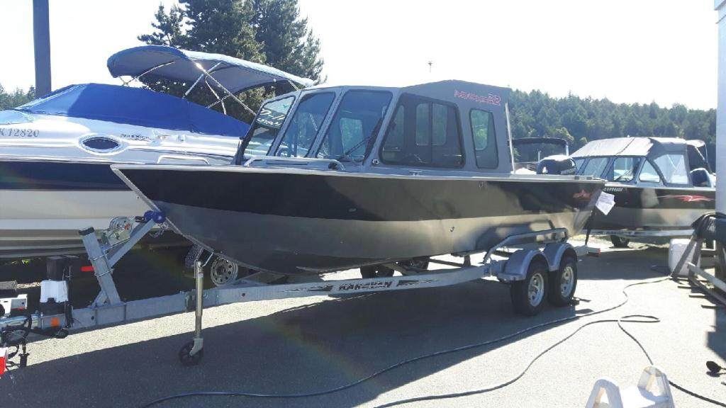2017 Fish Rite Aluminum boat for sale, model of the boat is 22' Performer & Image # 1 of 5