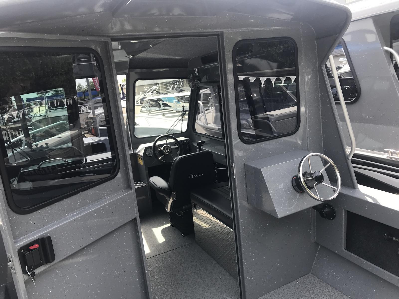 2017 RH Aluminum Boats boat for sale, model of the boat is 21 Sea Hawk Coastal & Image # 3 of 6