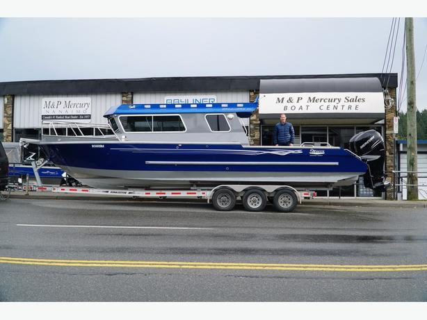 2017 RH Aluminum Boats boat for sale, model of the boat is 30' Sea Hawk Offshore XL & Image # 1 of 9