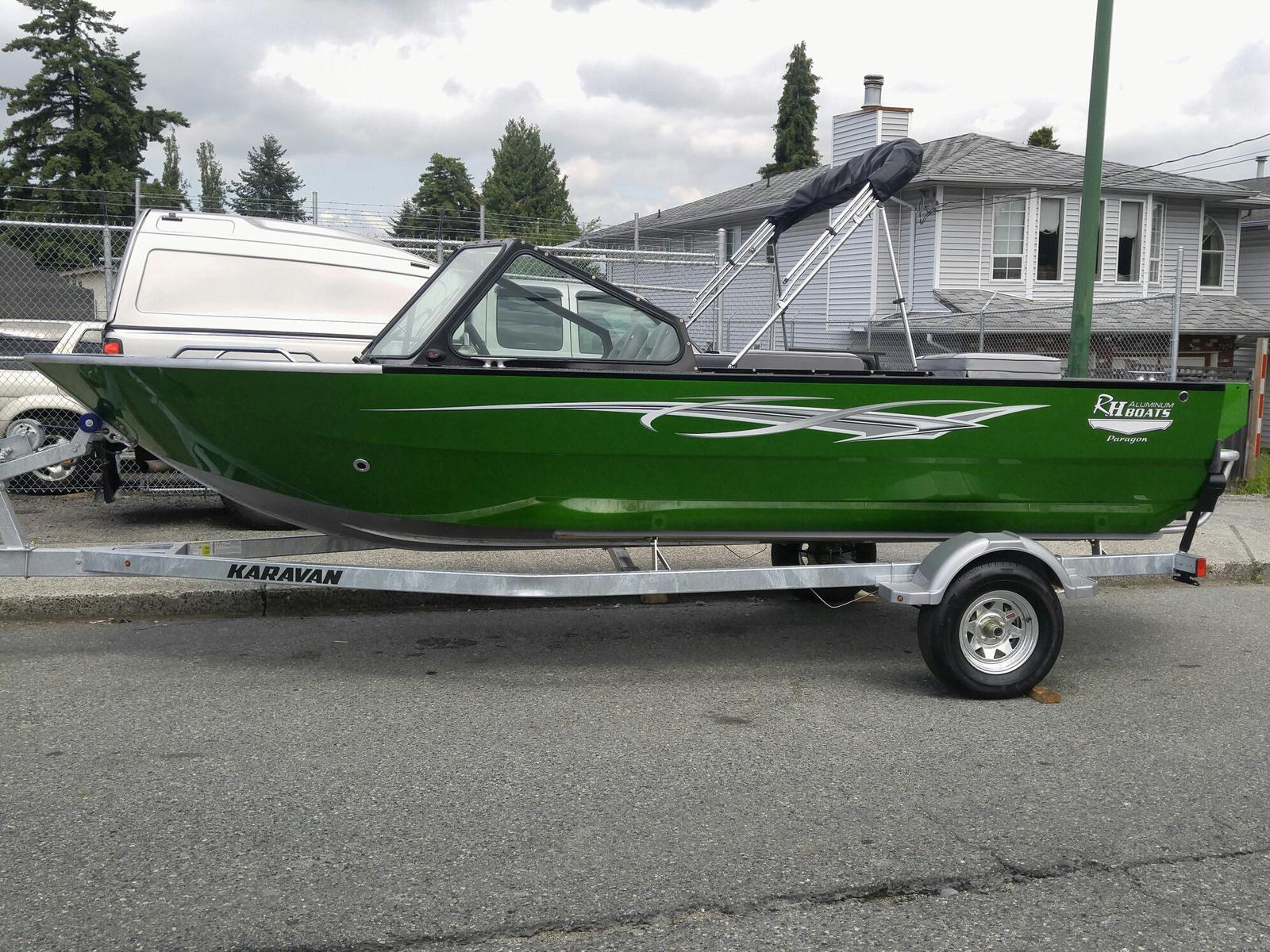 2018 RH Aluminum Boats boat for sale, model of the boat is 200 Paragon Jet & Image # 1 of 6