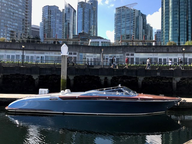 For Sale: 2012 Riva Aquariva Super 33ft<br/>M & P Yacht Centre At Coal Harbour