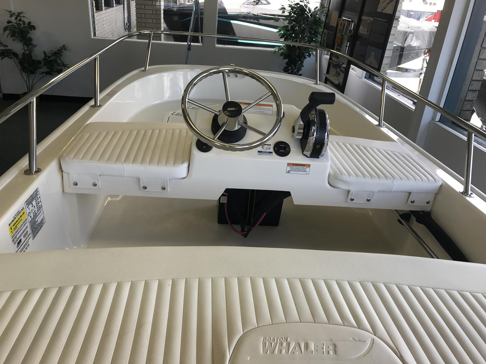 2018 Boston Whaler boat for sale, model of the boat is 110 Sport & Image # 2 of 2