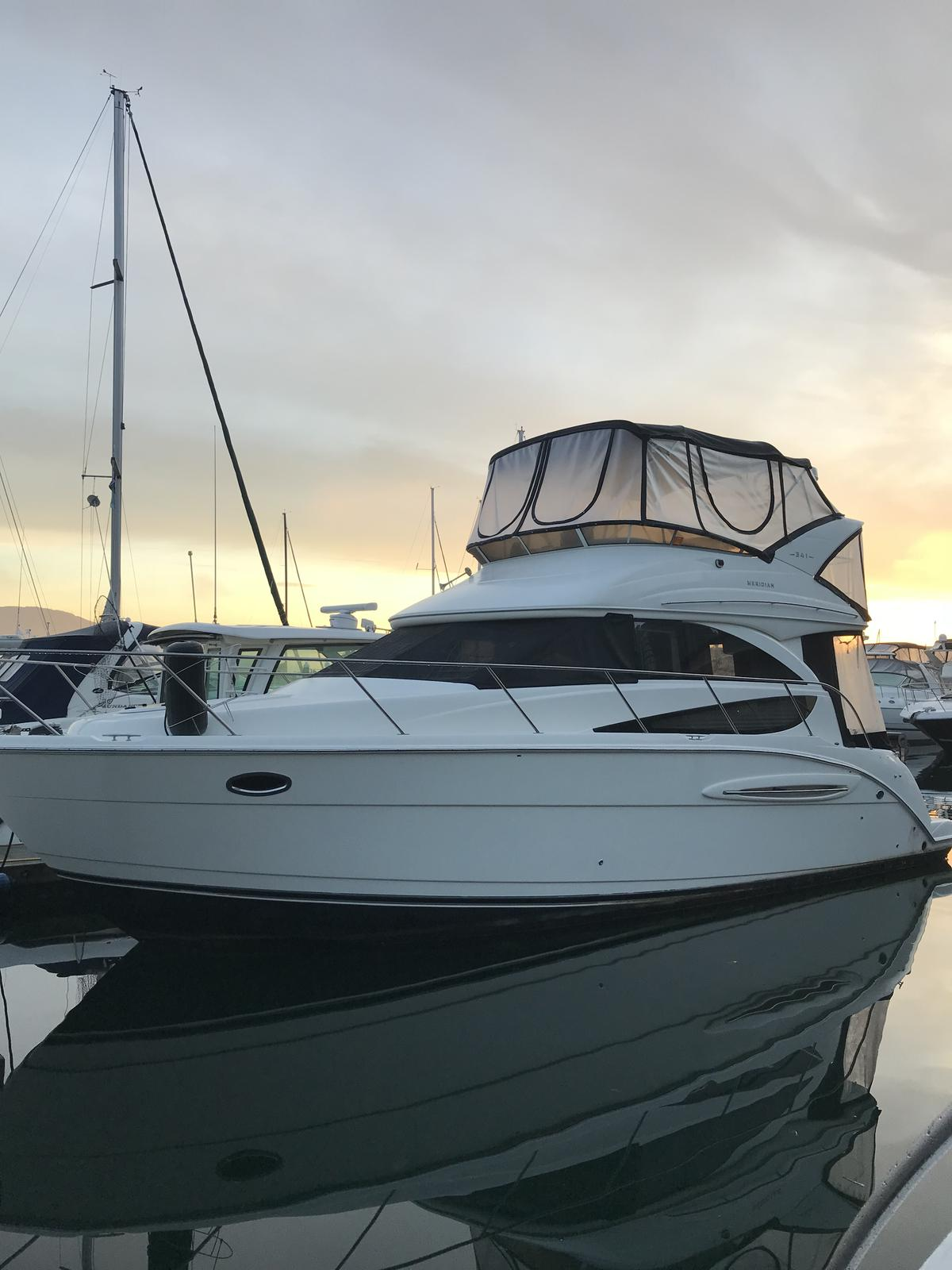 For Sale: 2006 Meridian 341 Sedan 35ft<br/>M & P Yacht Centre At Coal Harbour