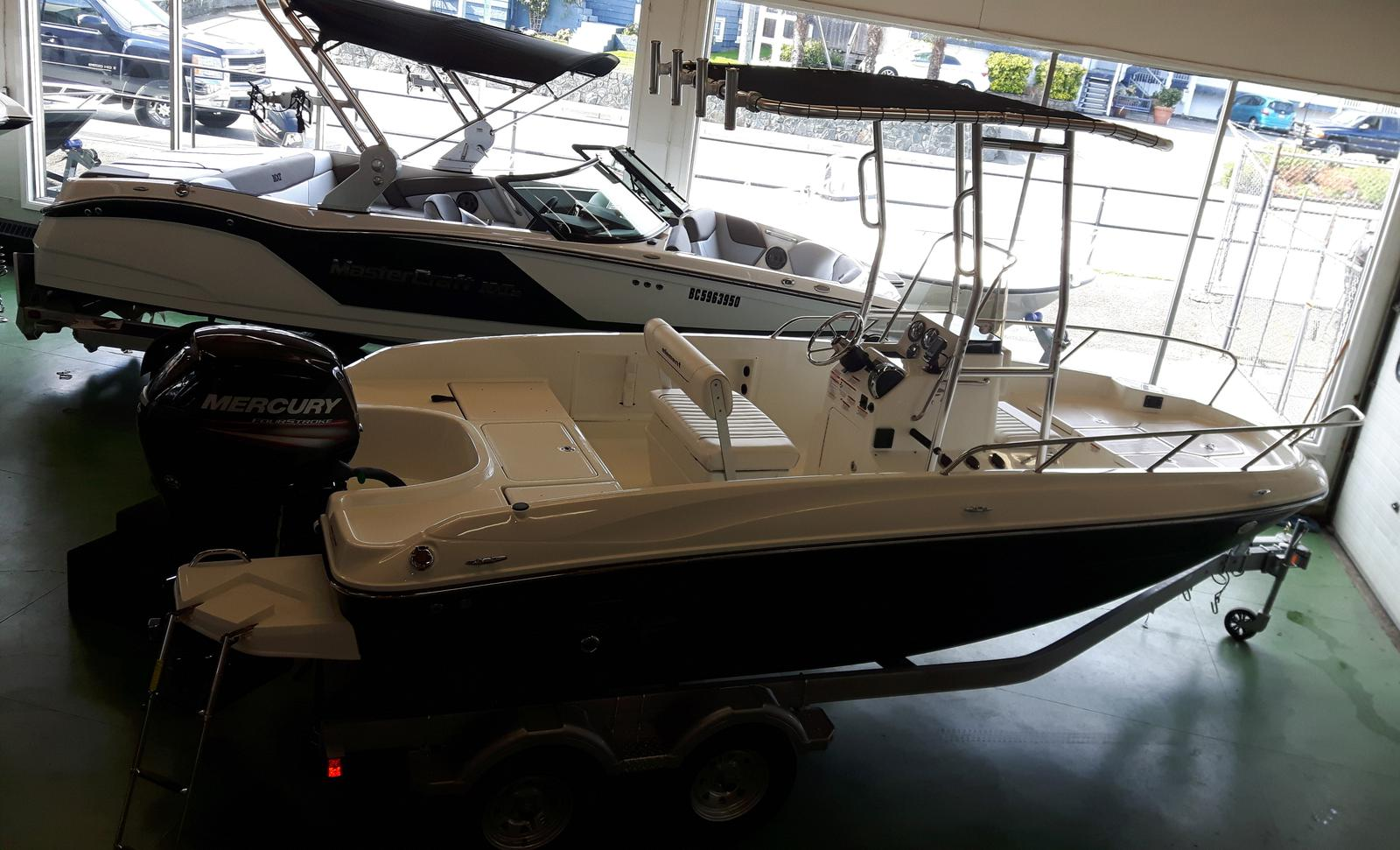 2018 Bayliner boat for sale, model of the boat is Element F18 & Image # 1 of 3