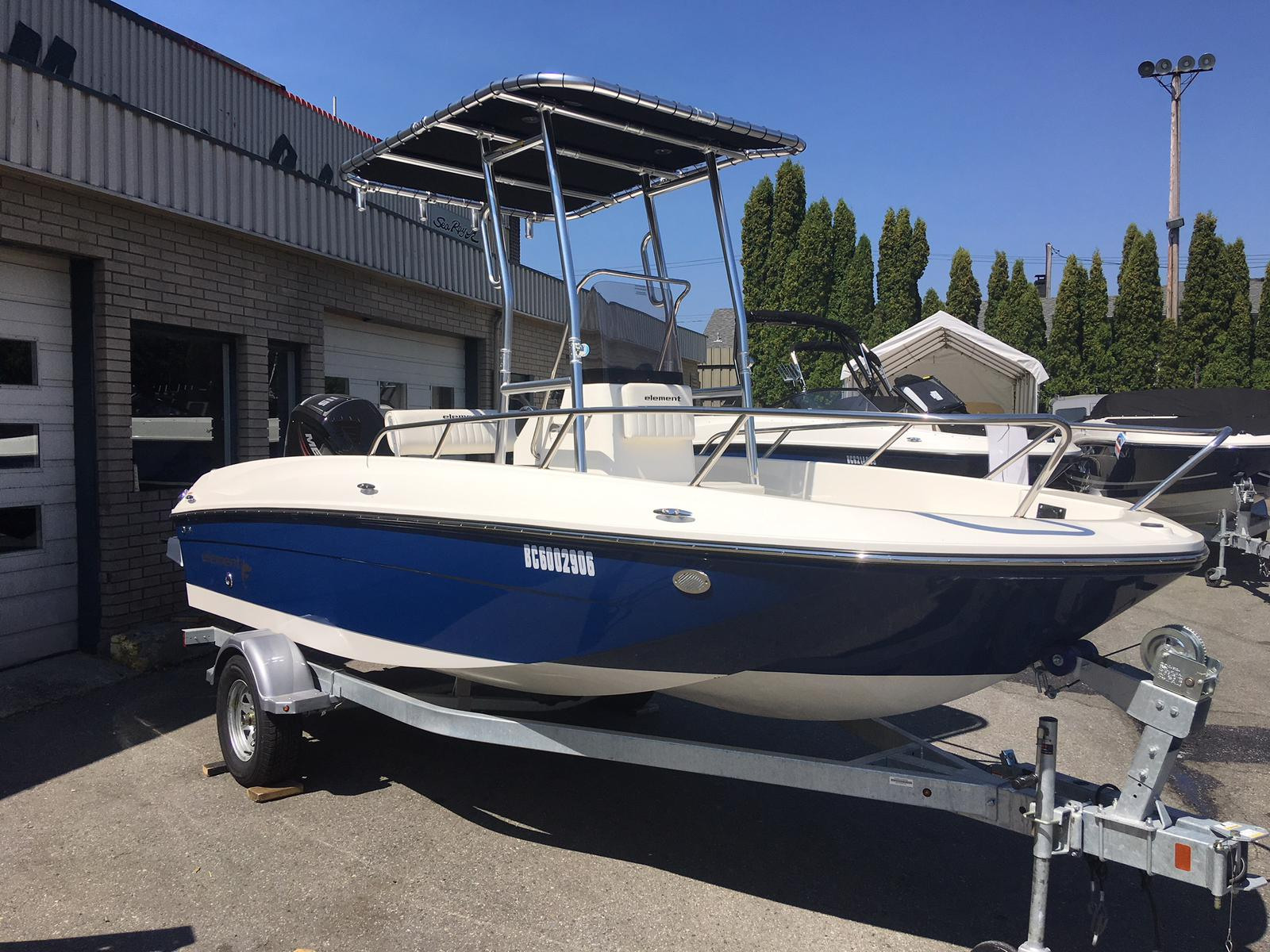 2018 Bayliner boat for sale, model of the boat is Element F18 & Image # 1 of 6