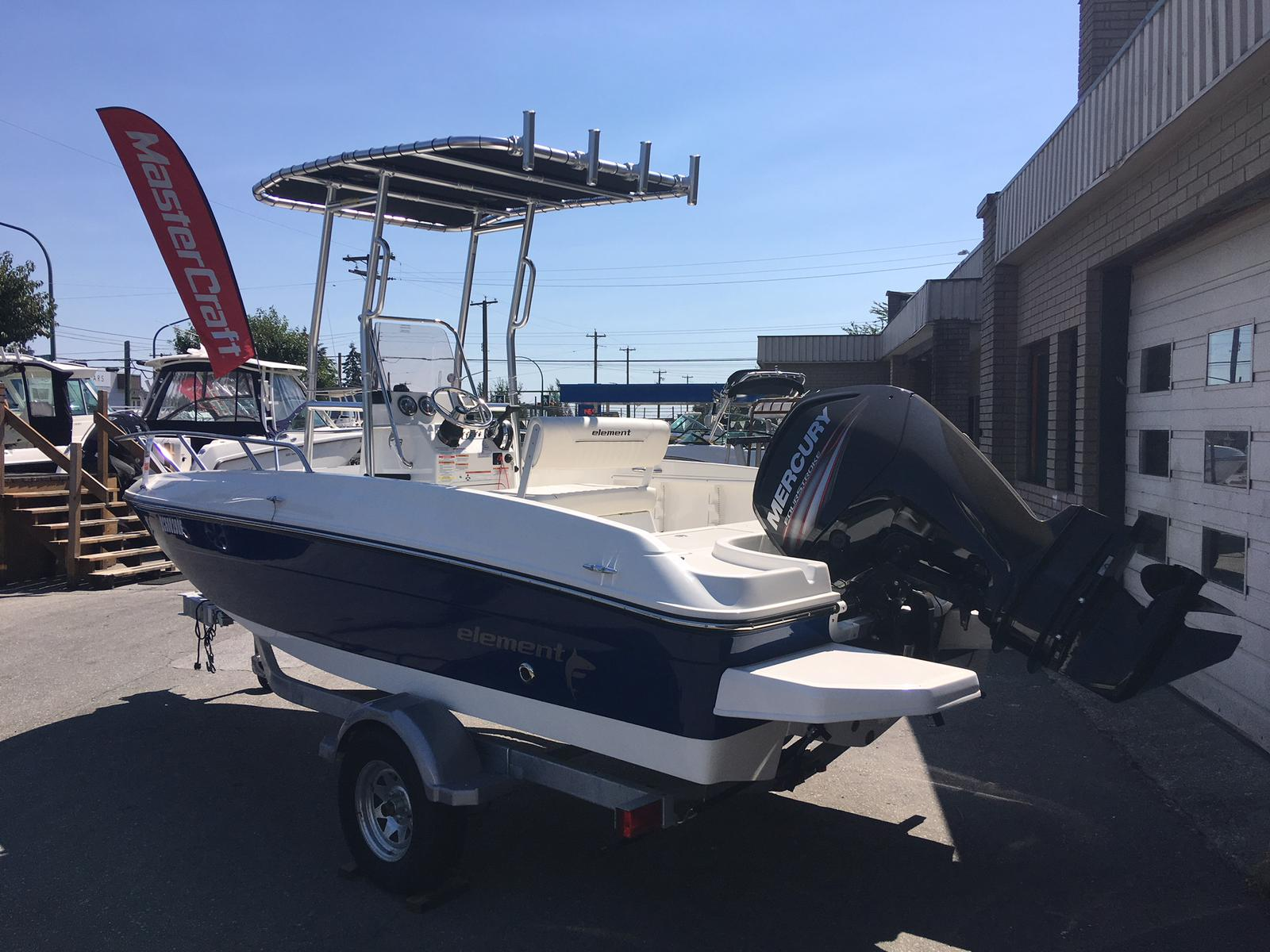 2018 Bayliner boat for sale, model of the boat is Element F18 & Image # 2 of 6