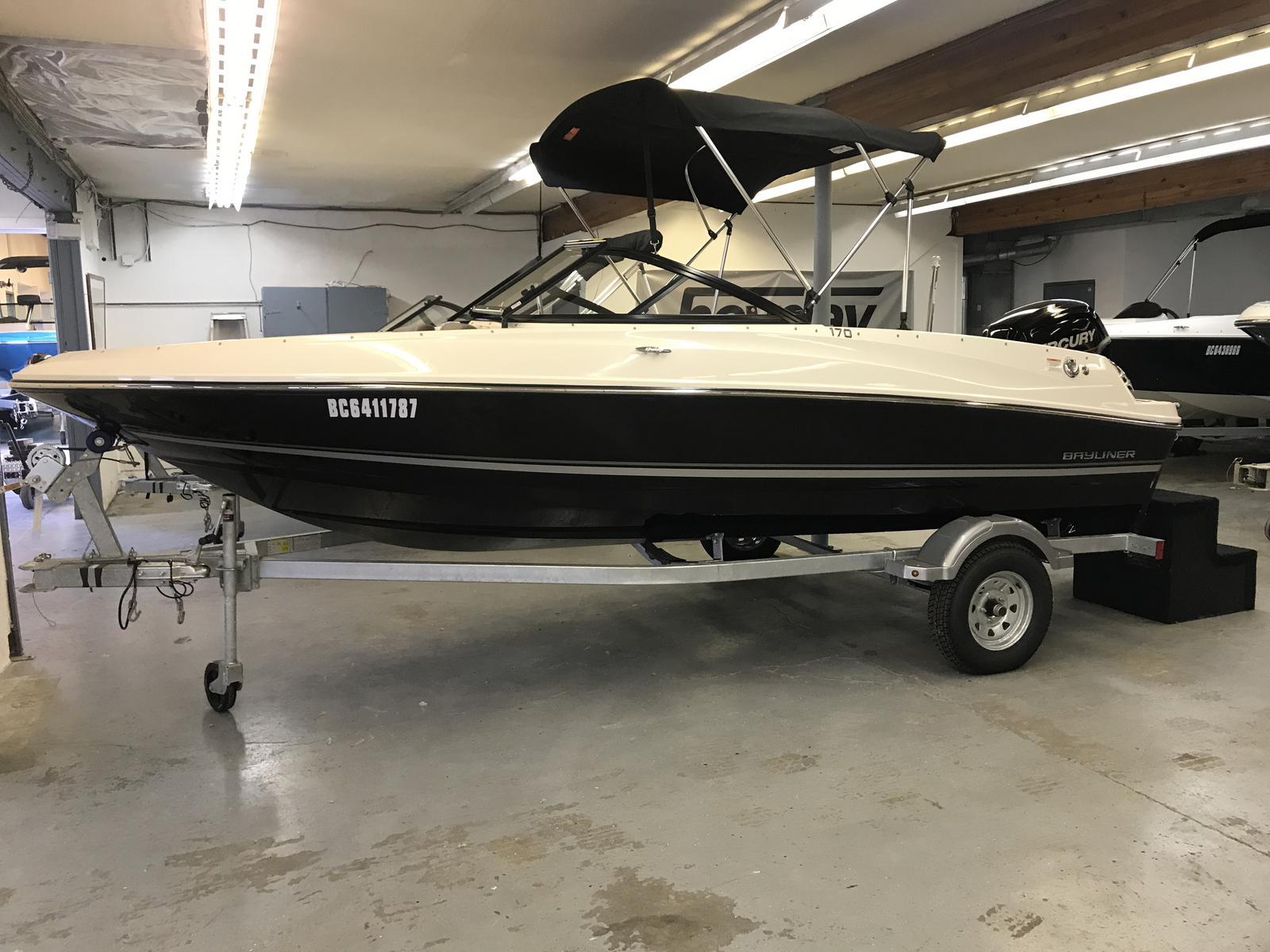 2019 Bayliner boat for sale, model of the boat is 170 Bowrider & Image # 1 of 3