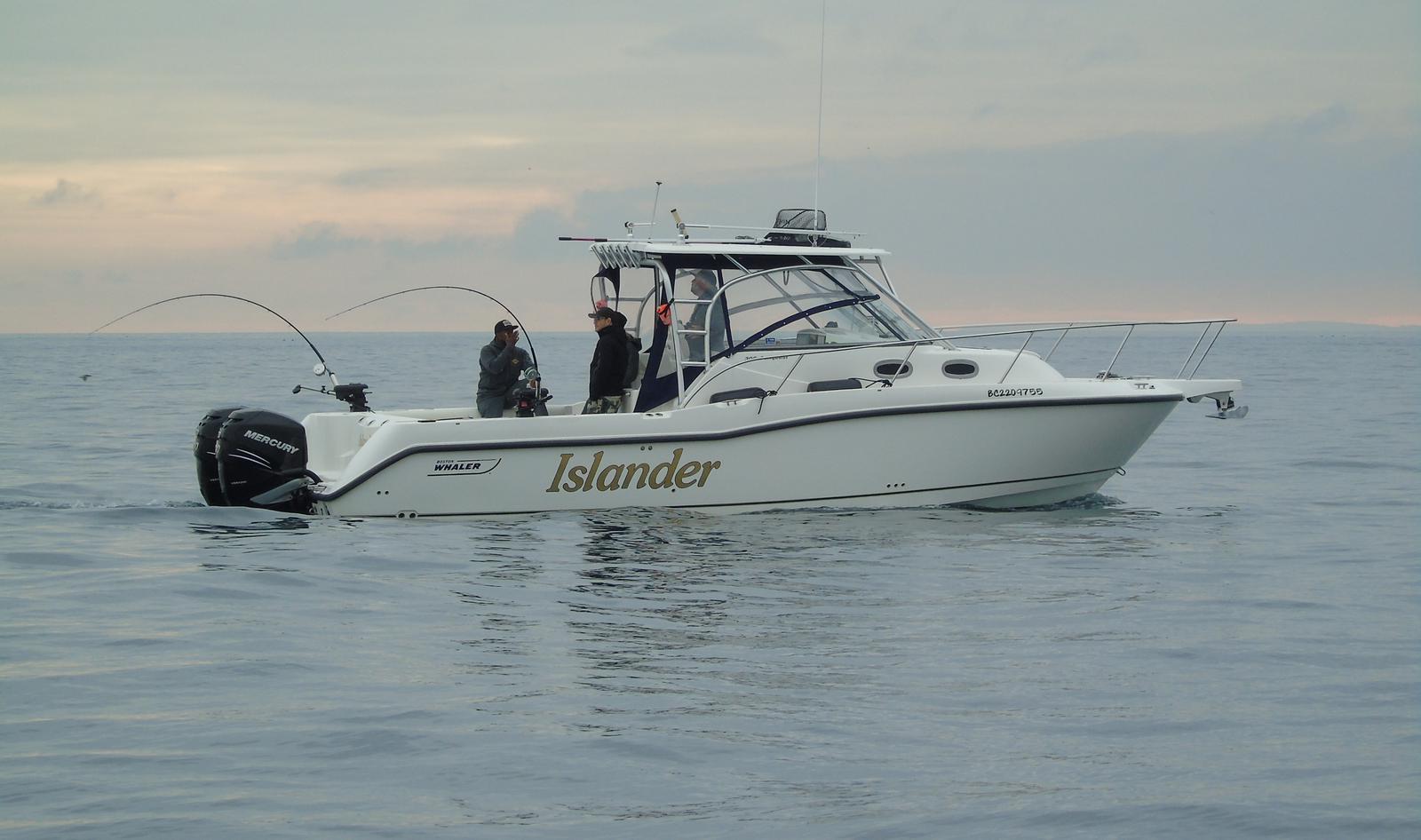 For Sale: 2006 Boston Whaler 305 Conquest 32ft<br/>M & P Yacht Centre At Coal Harbour