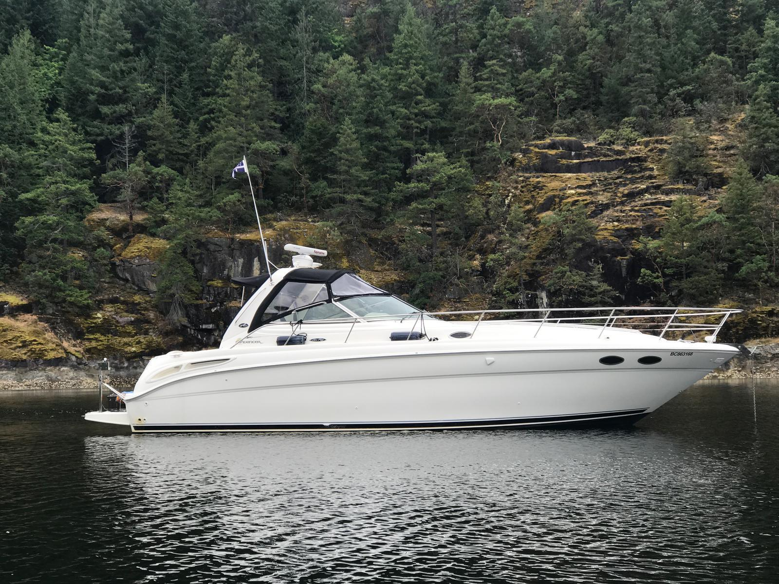 For Sale: 2002 Sea Ray 380 Sundancer 38ft<br/>M & P Yacht Centre At Coal Harbour