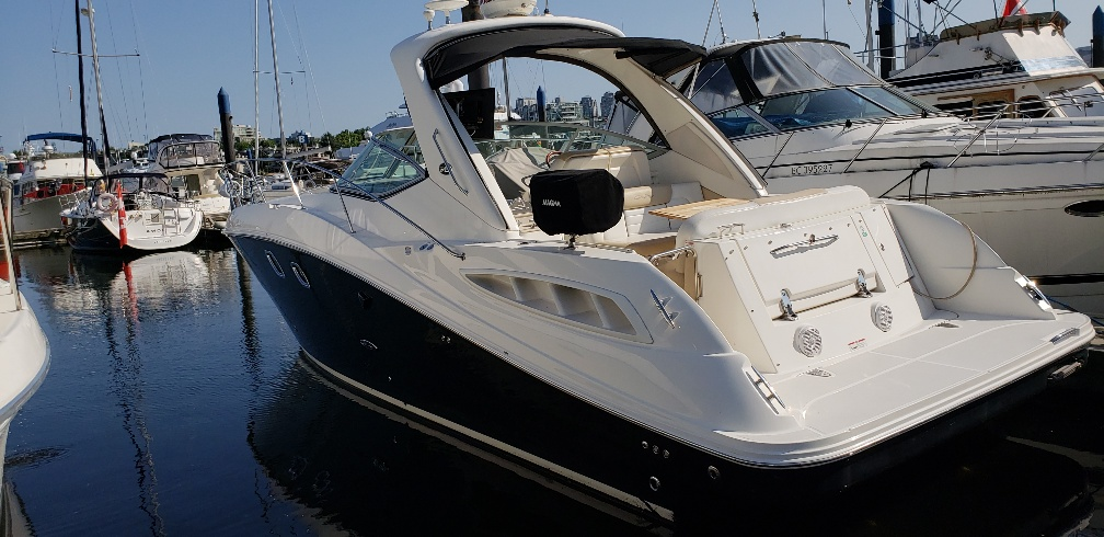 For Sale: 2008 Sea Ray 330 Sundancer 33ft<br/>M & P Yacht Centre At Coal Harbour