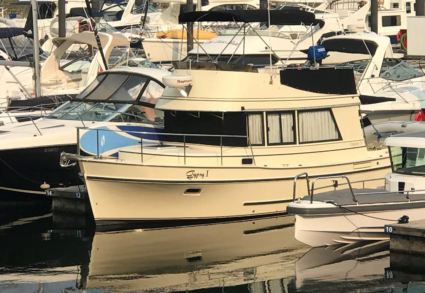 For Sale: 2007 Camano Troll 31 31ft<br/>M & P Yacht Centre At Coal Harbour