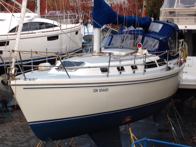 For Sale: 1992 Catalina Yachts 34 34ft<br/>M & P Yacht Centre At Coal Harbour