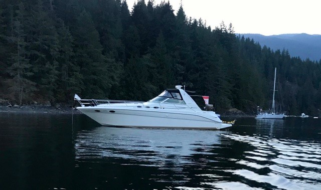 1998 SEA RAY 370 SUNDANCER for sale