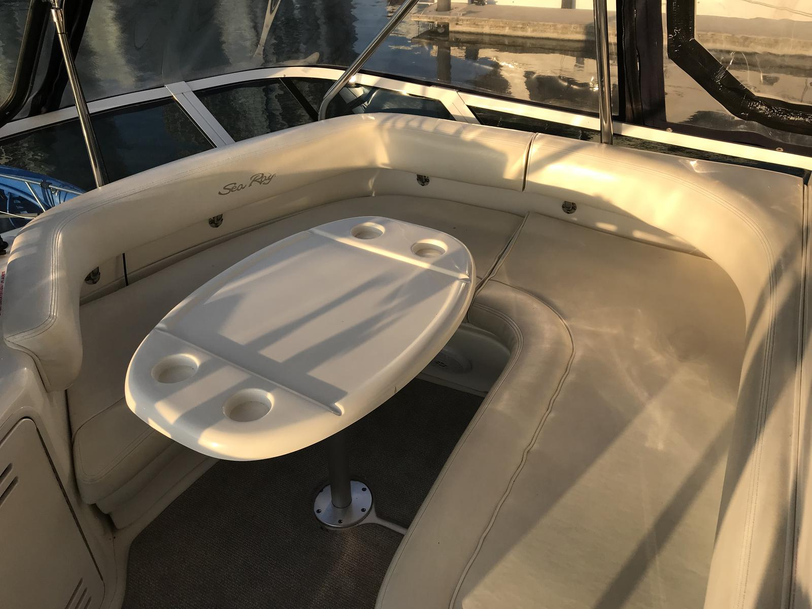 2004 Sea Ray boat for sale, model of the boat is 48 Sedan Bridge & Image # 4 of 12